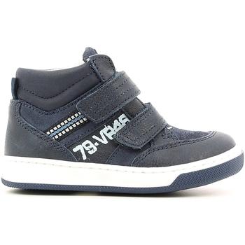 kengät Lapset Korkeavartiset tennarit Melania ME1170B6I.B Sininen