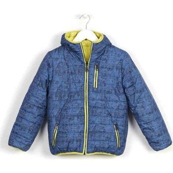 vaatteet Lapset Toppatakki Losan 623 2008AA Sininen