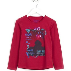 vaatteet Tytöt Svetari Losan 624 1028AB Violetti