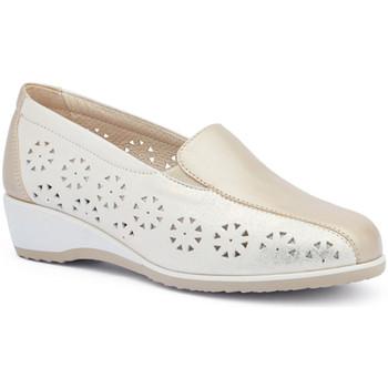 kengät Naiset Mokkasiinit Susimoda 4412 Kulta