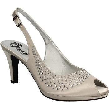 kengät Naiset Sandaalit ja avokkaat Grace Shoes 3025 Harmaa