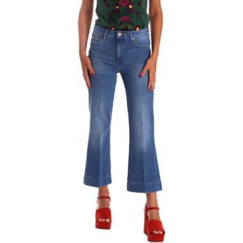 vaatteet Naiset Bootcut-farkut Wrangler W230BG39W Sininen