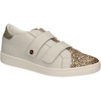 kengät Naiset Matalavartiset tennarit Keys 5059 Valkoinen