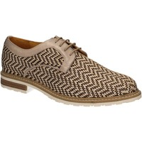 kengät Naiset Derby-kengät Keys 5095 Vaaleanpunainen