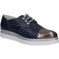 kengät Naiset Derby-kengät Keys 5107 Sininen