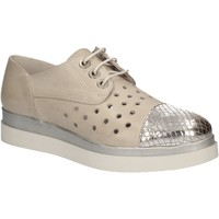 kengät Naiset Derby-kengät Keys 5107 Harmaa