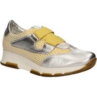 kengät Naiset Matalavartiset tennarit Keys 5183 Keltainen