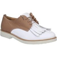 kengät Naiset Derby-kengät Maritan G 111434 Valkoinen