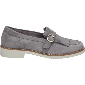 kengät Naiset Mokkasiinit Maritan G 160489 Harmaa