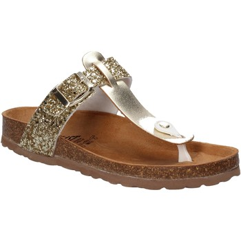kengät Naiset Varvassandaalit Everlast EV-106 Kulta