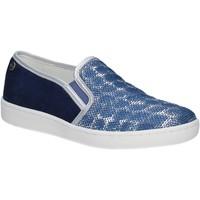 kengät Naiset Tennarit Keys 5051 Sininen