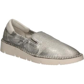 kengät Naiset Tennarit Keys 5075 Hopea