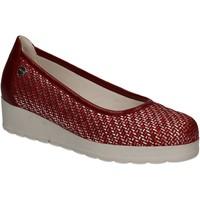 kengät Naiset Balleriinat Keys 5125 Punainen