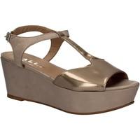 kengät Naiset Sandaalit ja avokkaat Mally 5667 Harmaa