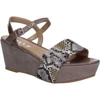 kengät Naiset Sandaalit ja avokkaat Mally 5671 Harmaa