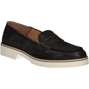 kengät Naiset Mokkasiinit Mally 5876 Musta