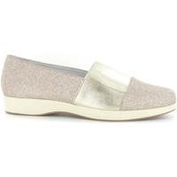 kengät Naiset Mokkasiinit Stonefly 108059 Kulta