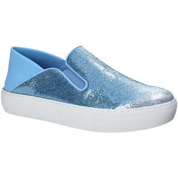 kengät Naiset Tennarit Fornarina PE17YM1002V011 Sininen