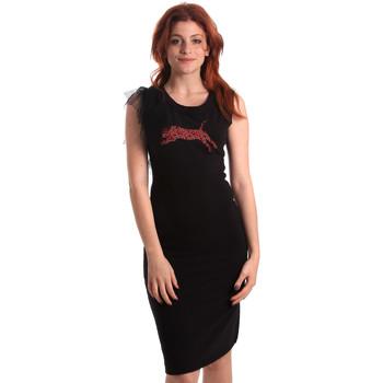 vaatteet Naiset Lyhyt mekko Fornarina SE178D55F42400 Musta