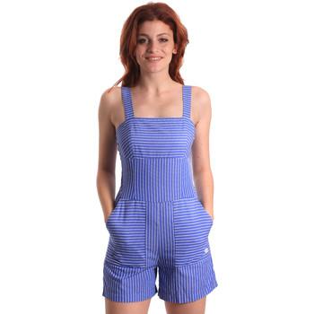 vaatteet Naiset Jumpsuits / Haalarit Fornarina SE178D80CA1411 Sininen