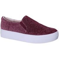 kengät Naiset Tennarit Fornarina PE17EY1118G062 Vaaleanpunainen