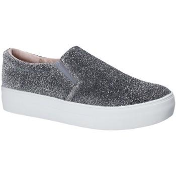 kengät Naiset Tennarit Fornarina PE17EY1118G090 Harmaa