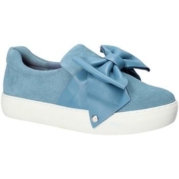 kengät Naiset Tennarit Fornarina PE17YM9608S018 Sininen