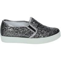 kengät Lapset Mokkasiinit Primigi 7578 Harmaa