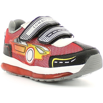 kengät Pojat Matalavartiset tennarit Lumberjack SB02405 007 M67 Punainen