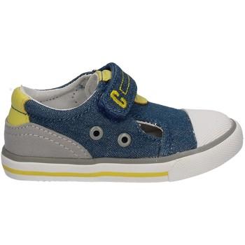 kengät Lapset Matalavartiset tennarit Chicco 01057471 Sininen