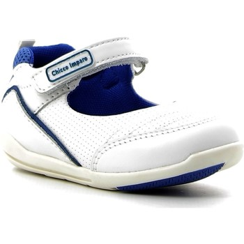 kengät Tytöt Balleriinat Chicco 01057491 Valkoinen