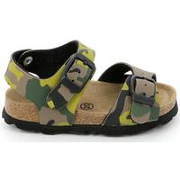 kengät Lapset Sandaalit ja avokkaat Grunland SB0169 Vihreä