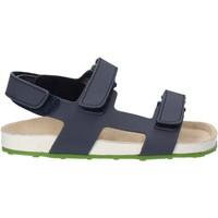 kengät Lapset Sandaalit ja avokkaat Grunland SB0831 Sininen