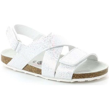 kengät Lapset Sandaalit ja avokkaat Grunland SB0813 Hopea