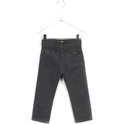 vaatteet Lapset Slim-farkut Losan 625 9013AC Harmaa