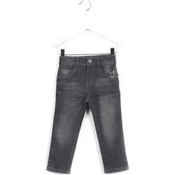 vaatteet Lapset Slim-farkut Losan 625 9651AC Harmaa