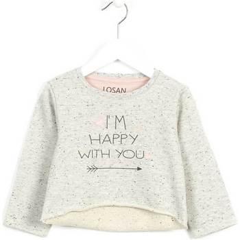 vaatteet Lapset Neulepusero Losan 626 6023AD Harmaa