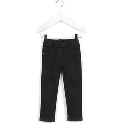 vaatteet Lapset Slim-farkut Losan 626 9002AD Musta