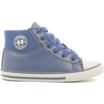 kengät Pojat Korkeavartiset tennarit Chicco 01056564000000 Sininen