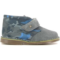 kengät Lapset Bootsit Grunland PO0933 Harmaa