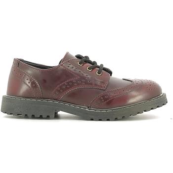 kengät Lapset Derby-kengät Grunland SC2046 Punainen