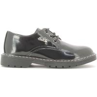 kengät Lapset Derby-kengät Lulu LL130009S Musta