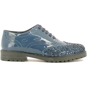 kengät Lapset Derby-kengät Alberto Guardiani GK21000G Sininen