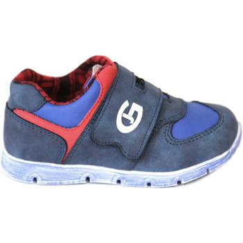 kengät Pojat Matalavartiset tennarit Grunland PP0157 Sininen