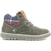 kengät Lapset Bootsit Wrangler WJ16238B Musta