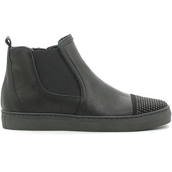 kengät Lapset Korkeavartiset tennarit Holalà HS050008L Musta