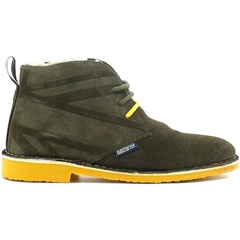 kengät Lapset Bootsit Submariine London SMLK620030 Vihreä