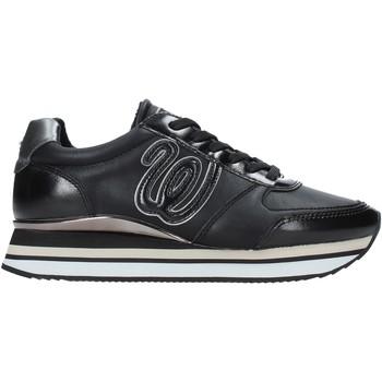 kengät Naiset Matalavartiset tennarit Wrangler WL92642A Musta