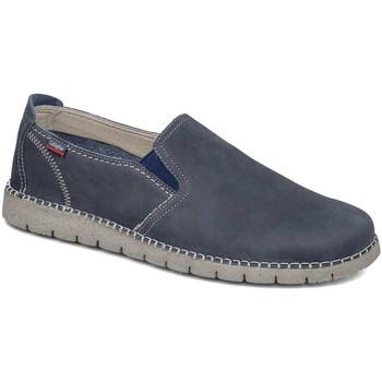 kengät Miehet Tennarit CallagHan 84701 Sininen
