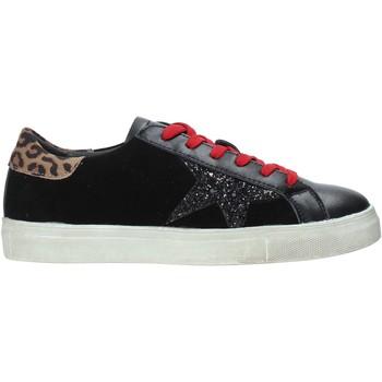 kengät Naiset Matalavartiset tennarit Onyx W19-SOX901 Musta